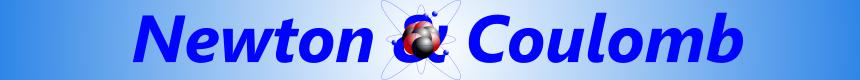 The atom as Newton and Coulomb describe it