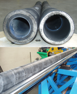 A design overview for an innovative HPHT flexible pipe for the onshore and offshore oil and gas production and exploration industries